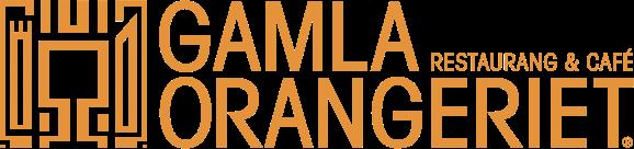 Gamla Orangeriet Logo